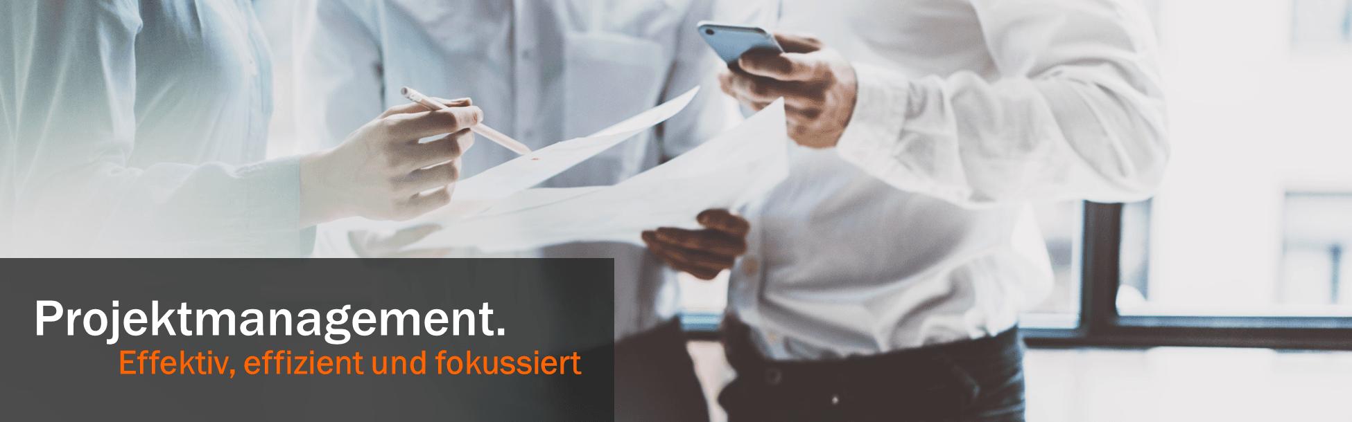 Projektmanagement_Slider